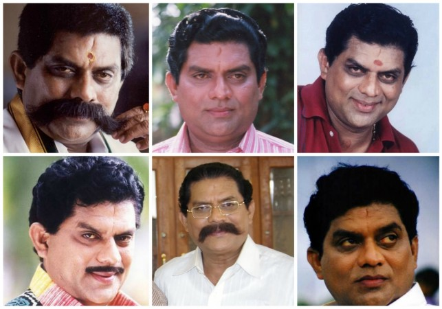 Jagathy Sreekumar Birthday