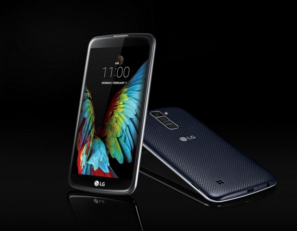 CES 2016: LG launches new K10, K7 series mid-range smartphones
