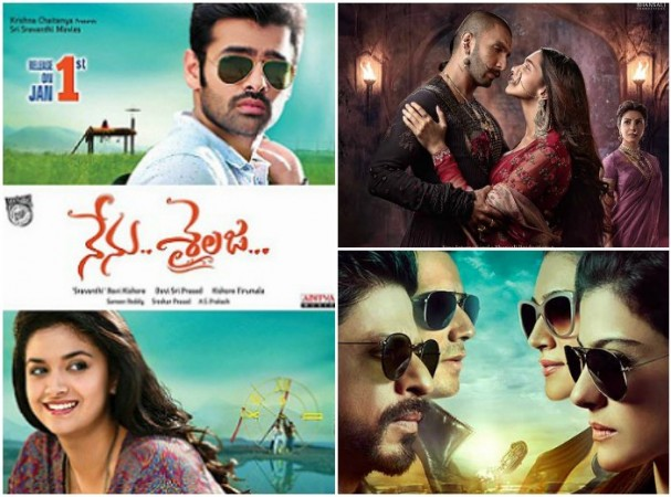 Nenu Sailaja performs better than Dilwale, Bajirao Mastani