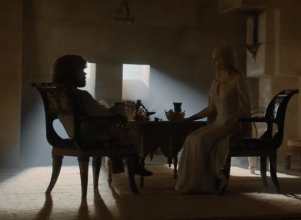Tyrion and Daenerys in Game of Thrones Season 5