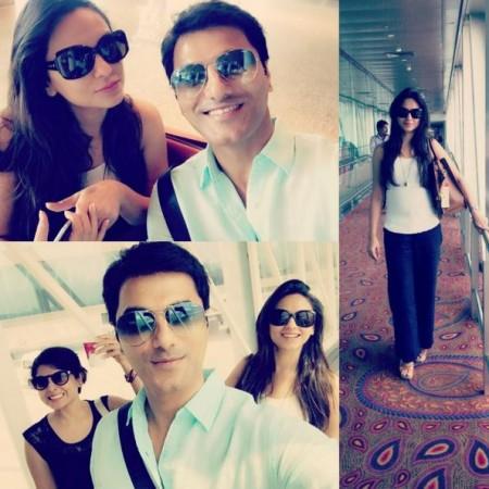 Suryaputra Karn actress Priya Bathija aka Kunti dating 'married' co-actor Anand Suryavanshi?