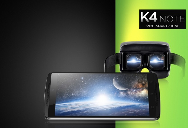 Lenovo K4 Note is priced at Rs 11,998 and the K4 Note VR bundle costs Rs 12,499 exclusively on Amazon India.