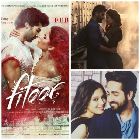 Kareena-Arjun or Katrina-Aditya or Ayushmann-Bhumi: Who looks best in their films' posters