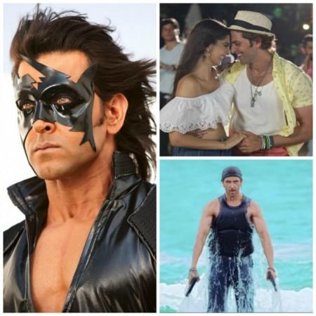 Hrithik Roshan as superhero, romantic actor or action hero