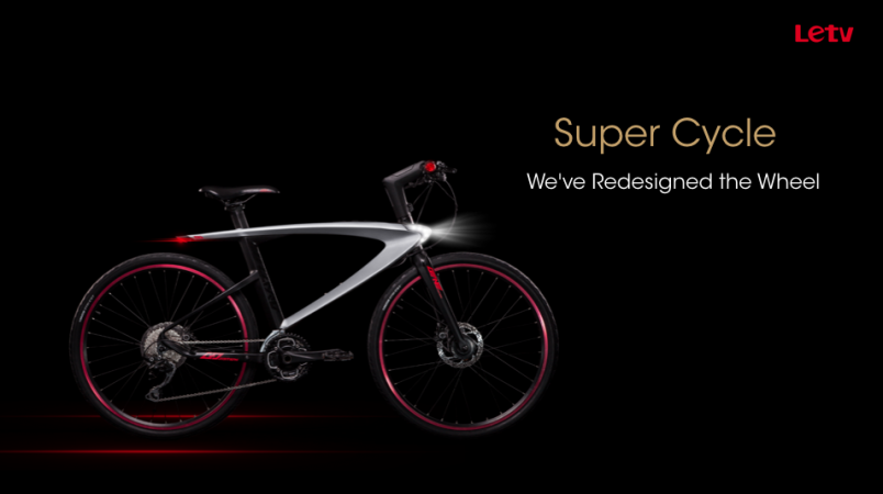 Letv launches VR headset, headphones and Super Cycle in India: LeMax smartphone launching on 20 January