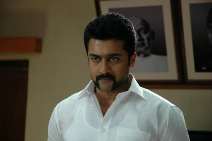 Surya's Singam 3' first look set for release