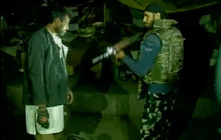 man detained in Pathankot