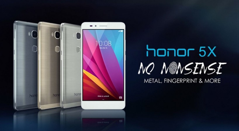 Huawei Honor 5X price, release date in India: Affordable metal phone coming on 28 January