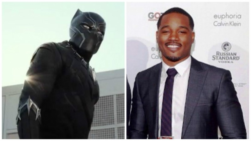 Ryan Coogler is confirmed to direct Black Panther movie