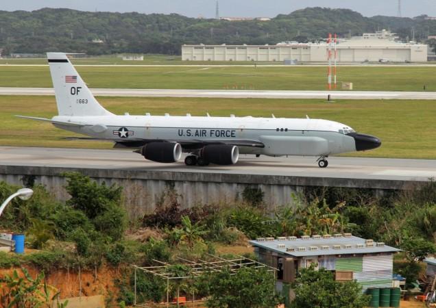 US plane Japan