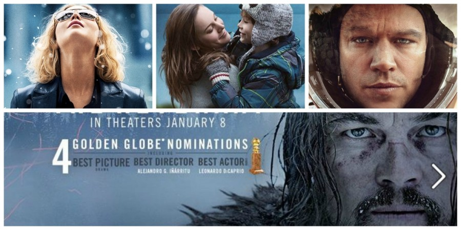 GOlden Globes nomination perdictions