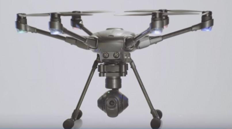 Yuneec Typhoon H drones