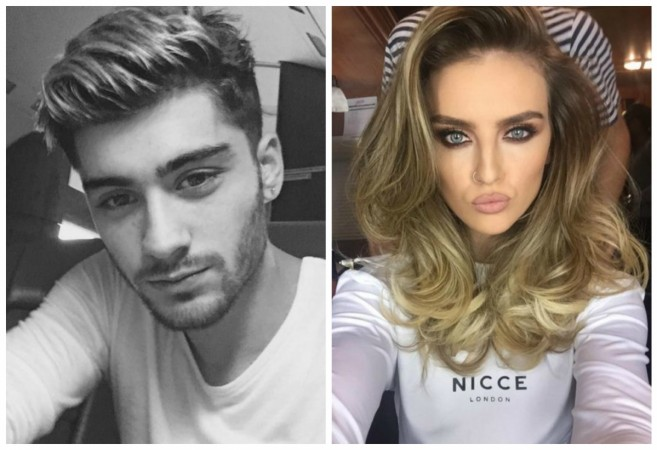 Singers Zayn Malik and Perrie Edwards were engaged for over two years