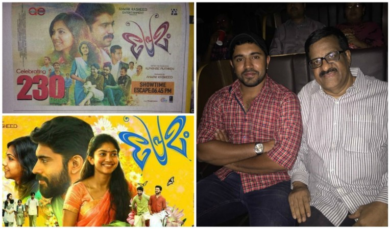 Premam completed 224 days of theatrical run in Chennai
