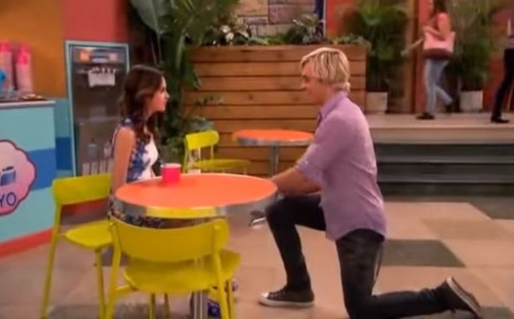 Austin proposed to Ally in the series finale