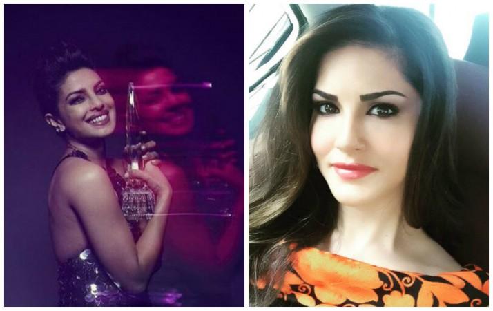 Sunny Leone and Priyanka Chopra