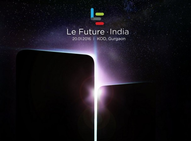 Letv Le 1S, Max may launch on 20 January, hints teaser