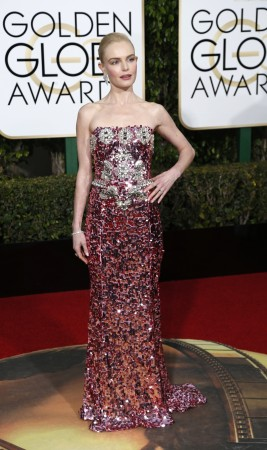 Kate Bosworth at the GOlden Globes red carpet