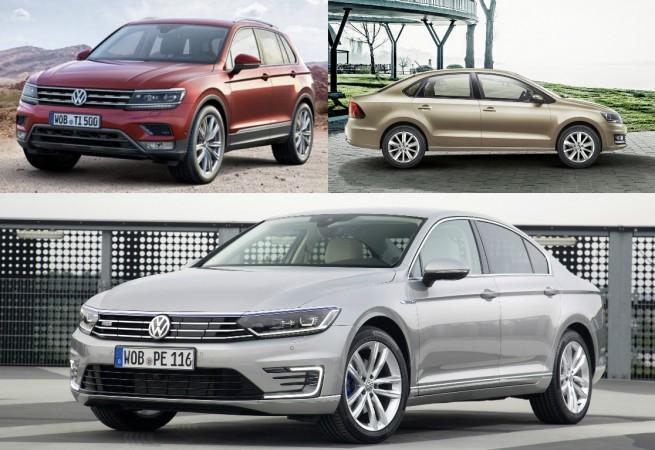 Volkswagen at Auto Expo 2016