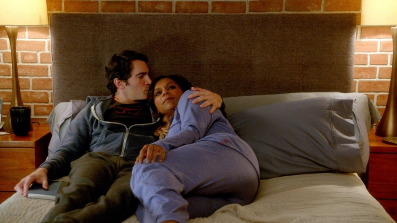 Mindy and Danny from 'The Mindy Project'