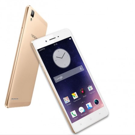 Selfie-centric flagship smartphone Oppo F1 unveiled