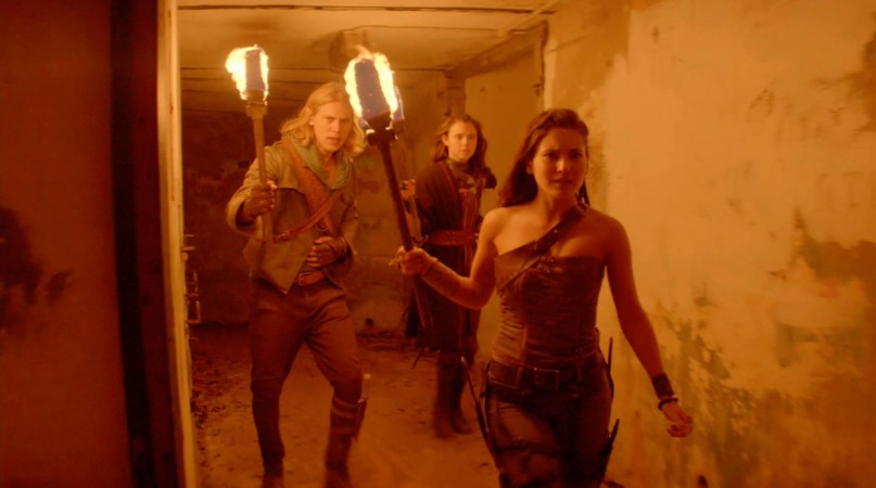 The Shannara Chronicles is aired by MTV on Tuesdays