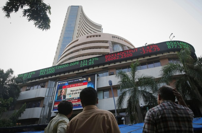 Indian stock exchange
