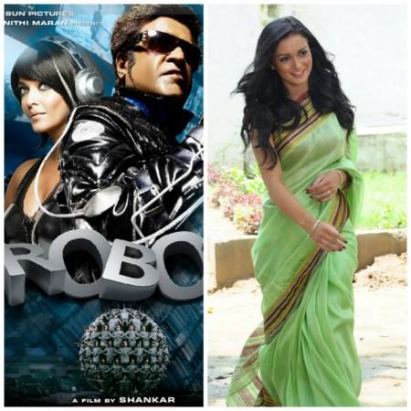 Rajinikanth adresses co-star Amy Jackson as 'Aishwarya'