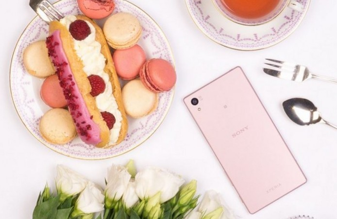 Sony launches new Xperia Z5 Pink; Tipped to hit stores in February