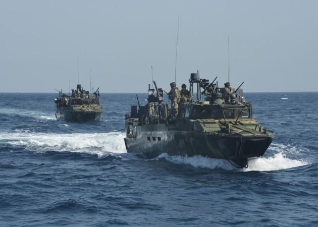 Iran US ship