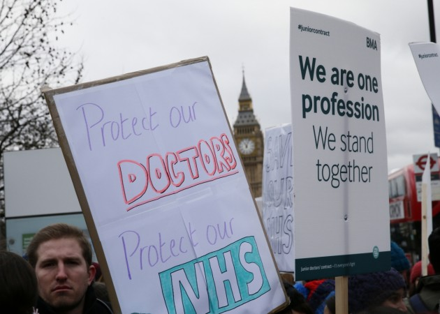 UK Doctor's strike