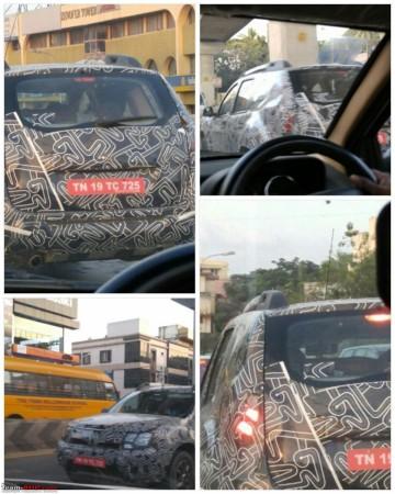 2016 Renault Duster facelift