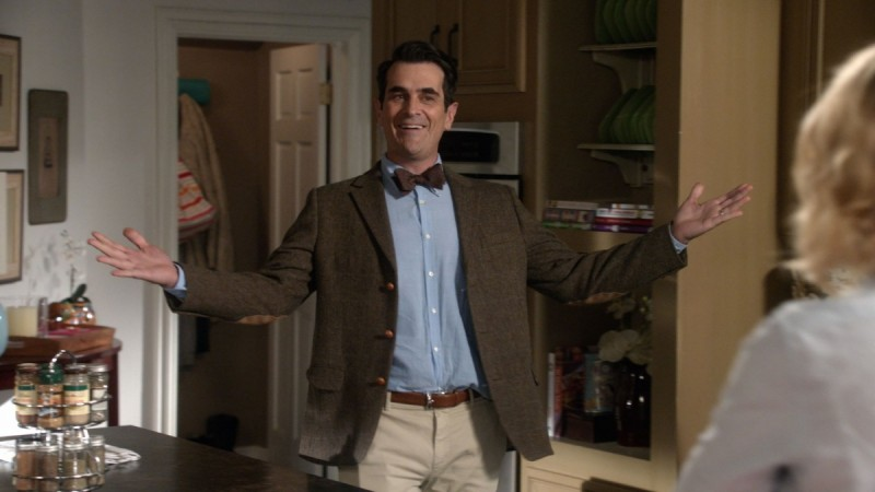 Ty Burell as Phil Dunphy from 'Modern Family'.