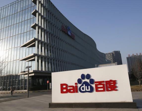 China's Baidu