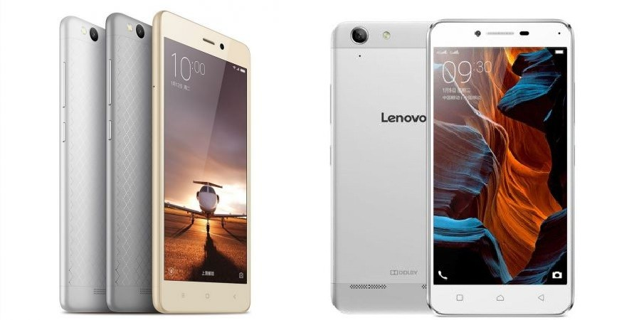 Xiaomi Redmi 3 vs Lenovo Lemon 3: Which smartphone is better?