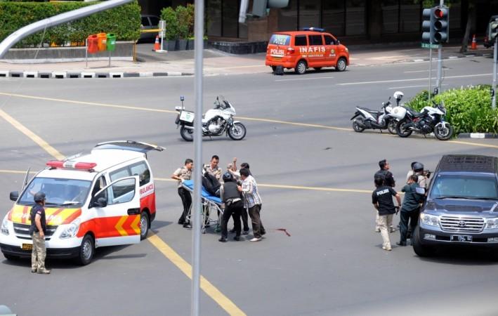 Jakarta attack