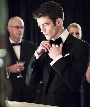 Grant Gustin celebrates his 26th birthday today