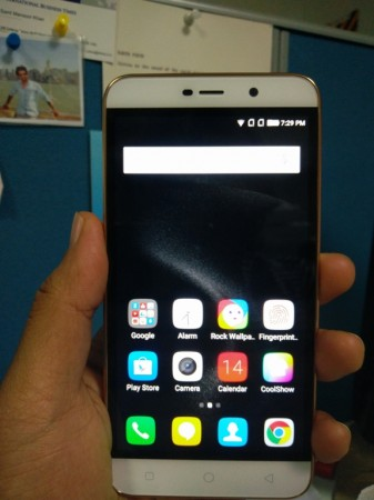 Coolpad Note 3 Lite First Impressions: Compact, powerful and affordable