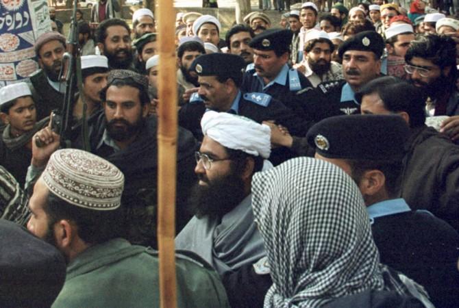 JeM chief Maulana Masood Azhar