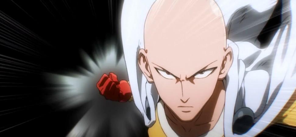 Saitama in One-Punch Man