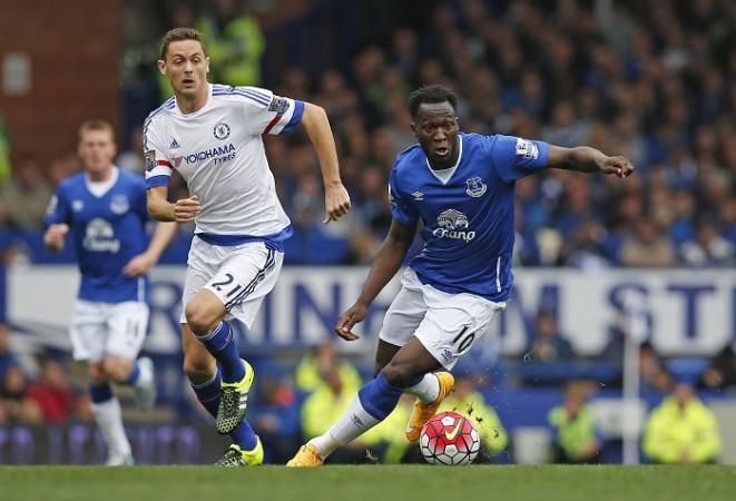 Romelu Lukaku Everton Nemanja Matic Chelsea