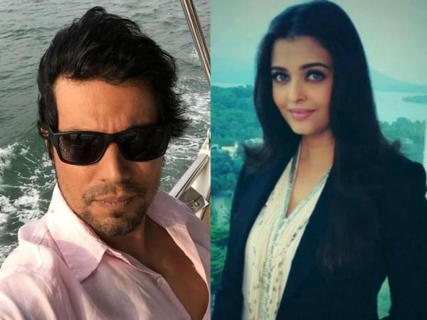 Randeep Hooda and Aishwarya Rai Bachchan