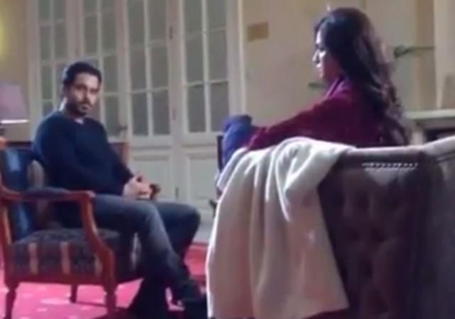 Emraan Hashmi and Kriti Kharbanda in Raaz 4