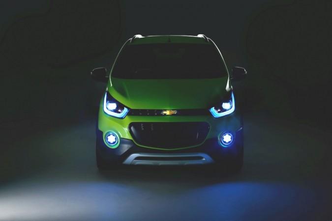 Chevrolet Beat Cross teaser