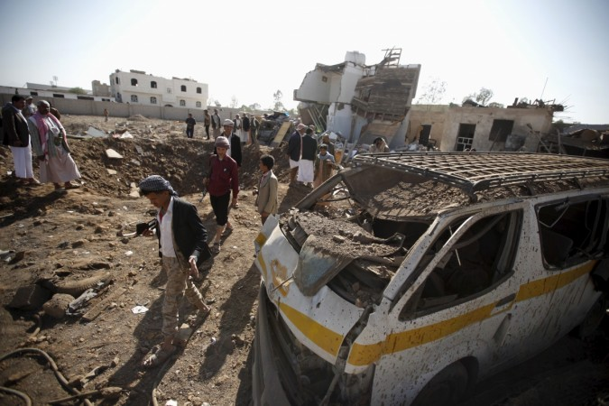 Saudi airstrike