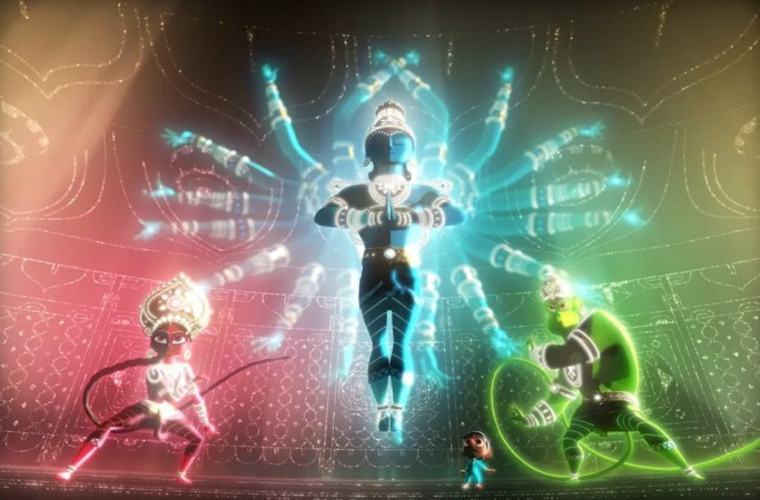 """""""Sanjay's Super Team"""" has been nominated for Academy Award for Best Animated Short 2015."""