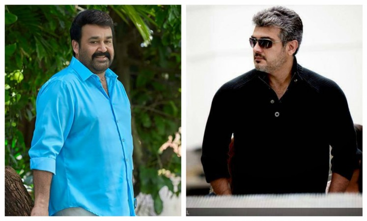 Mohanlal to star with Ajith?