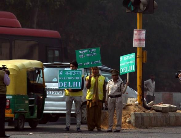 Delhi odd even