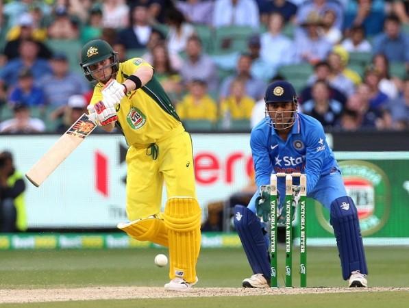Steve Smith Australia MS Dhoni India