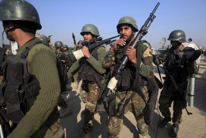 Pakistan university attack